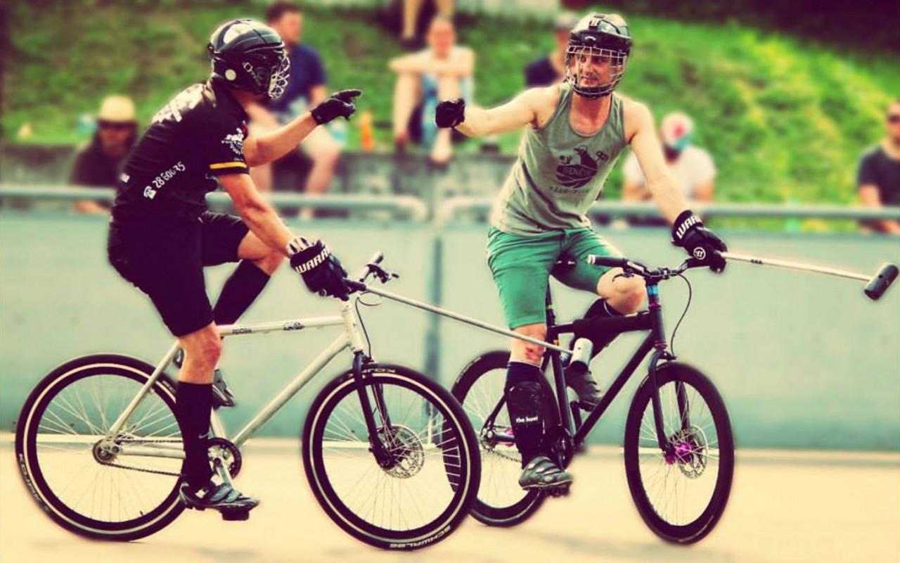 Bikepolo München Bikepolo München